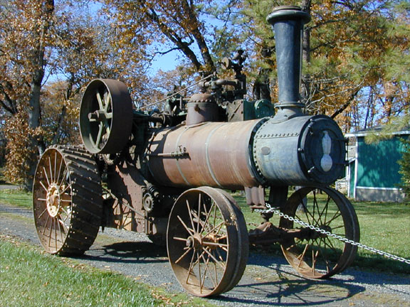 Case Steam Tractors Stories Information Engines For Sale