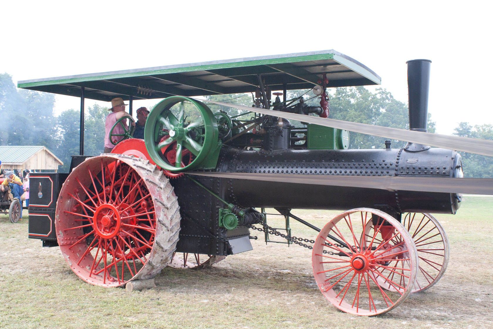 Case Steam Tractor Diagram : Case steam traction engines for sale