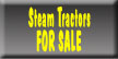 Case Steam Tractors for SALE